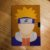 Caderno - Naruto Uzumaki (Minimalista) - Imagem 1