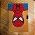 Caderno - Spiderman (Minimalista) - Imagem 1