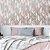 Papel de parede Geometrico Rosa Lanc - Imagem 2