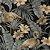 Papel de Parede Folhagem Flamingo GreenPark 106 - Imagem 2