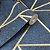 Papel de Parede Geométrico Azul e Dourado- EPLExp3704 - Imagem 2