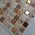 EPL021MC - Pastilha Adesiva Resinada Mescla Dourado - Peça - Imagem 4