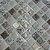 EPL020MC - Pastilha Adesiva Resinada Mescla Prata - Peça - Imagem 2