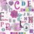 Papel de Parede Letras e Flores Kids Teens  - Imagem 1