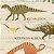 Papel de Parede Dinossauro pré - Boys and Girls - Imagem 2