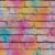 Papel de Parede Tijolinho Colorido Boys and Girls - Imagem 1