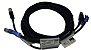Cabo SAS / SAS  1,8 Metros - IBM / FOXCONN / E124936-D - NOVO - Imagem 1