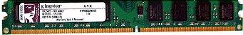 Memória Kingston Ddr2 2gb 2 Giga 800 Mhz - Imagem 1