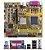 Placa Mãe 775 P5VD2-VM ASUS DDR2 - Imagem 1