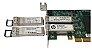 PLACA REDE DUAL FIBRA HP523SFP+ 10GB PCI-E / QLE3242-HP - Imagem 5