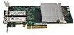 PLACA REDE DUAL FIBRA HP523SFP+ 10GB PCI-E / QLE3242-HP - Imagem 2