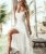 Vestido Longo Amarração Com Fenda - Imagem 2