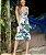 Vestido Midi Floral Alça - Imagem 2