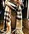 Cachecol Xadrez Burberry Pashmina - Imagem 1