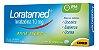 Loratamed 10 mg com 12 comprimidos Cimed - Imagem 1