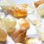 Cristal Citrino Rolada 100g - Imagem 1