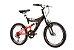 Bicicleta Aro 20 Dupla Suspensão 6V XR 20 Full Preto/Laranja - Track & Bikes - Imagem 1