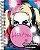 """Caderno Universitário Harley Quinn """"Lucky You"""" 1x1 96 Fls - Imagem 1"""