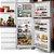 Refrigerador Electrolux Frost Free DF53 2 Portas 427 Litros Branco - Imagem 6