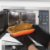 Micro-Ondas de Embutir Electrolux MB38T 28L Grill, Painel Blue Touch com Frontal Espelhado  - Imagem 6