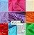 Tecido Voil Liso 3,00x1,00m Cortinas Decoração - Imagem 1
