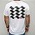 Camiseta Slim Calçada SP Branca - Imagem 1