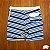 Bermuda Boardshorts Listrada Azul - Imagem 2