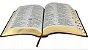 Bíblia Sagrada | NTLH | Letra Gigante | Luxo | Preta | índice - Imagem 2
