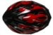CAPACETE BRAVE 710 PRETO/VERMELHO - Imagem 3