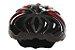 CAPACETE BRAVE 710 PRETO/VERMELHO - Imagem 5