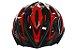 CAPACETE BRAVE 710 PRETO/VERMELHO - Imagem 1