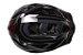 CAPACETE BRAVE S-282 C/ PISCA LED CINZA/PRETO - Imagem 3