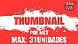 Edição d/THUMBNAIL (POR MÊS) - Imagem 1