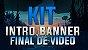 KIT Intro, Banner e Final de Vídeo (QUALQUER TIPO) - Imagem 1