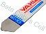 Lamina Flexivel Espatula De Aço Inox Cabo Emborrachado Yaxun Yx-3b YX 3B - Imagem 4
