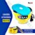 Cuba Banheira Ultrassom Digital Para Limpeza Banho Quimico kAISI k 105 k105 500Ml 110V - Imagem 1