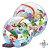 "Balão Bubble Duendes Natalino  - 22""/56cm - Imagem 1"