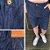 Shorts Jeans Masculino Atacado Black West - Imagem 3