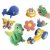 Toyng Massinha Espuma Play Foam Glitter Pack Com 4 Unidades 40050 - Imagem 4