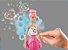 Boneca Articulada - Barbie Dreamtopia - Fada Bolhas Mágicas - Mattel - Imagem 3