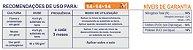 Forth Cote Classic 3 Meses  (14+14+14) Nat. Granulado 400G - Imagem 2