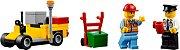 LEGO CITY 60101 AIRPORT CARGO PLANE - Imagem 5
