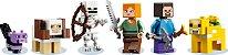 LEGO MINECRAFT 21169 A PRIMEIRA AVENTURA - Imagem 5