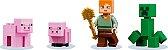 LEGO MINECRAFT 21170 A CASA DO PORCO - Imagem 5