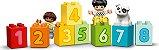 LEGO DUPLO 10954 TREM DOS NÚMEROS - APRENDER A CONTAR - Imagem 4
