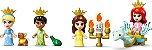 LEGO DISNEY 43193 O LIVRO DE HISTÓRIAS E AVENTURAS DE ARIEL, BELA, CINDERELA E TIANA - Imagem 7