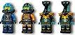 LEGO NINJAGO 71752 NINJA SUB SPEEDER - Imagem 9