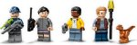 LEGO JURASSIC WORLD 76942 FUGA DE BARCO DO DINOSSAURO BARYONYX - Imagem 7