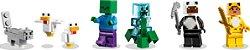 LEGO MINECRAFT 21174 A CASA DA ÁRVORE MODERNA - Imagem 7