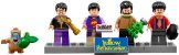 LEGO IDEAS 21306 THE BEATLES YELLOW SUBMARINE - Imagem 5
